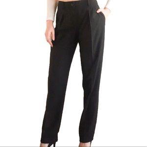 MICHAEL Michael Kors Pants - Michael Kors Berkeley Fit Black Trousers